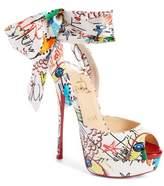 Christian Louboutin Women's Loubitag Sandal