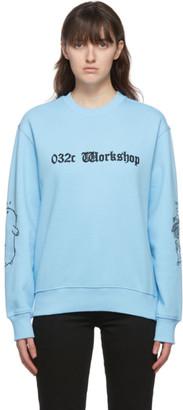 032c Blue Die Todliche Doris Edition Geniale Dilletanten Sweatshirt