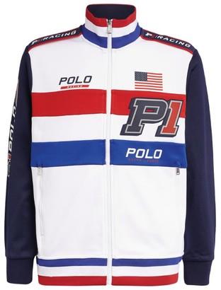 Ralph Lauren Polo Racing Bomber Jacket
