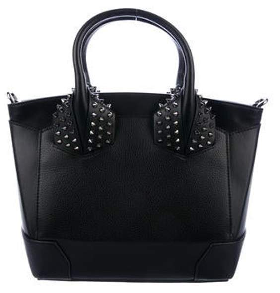 86a9f5f8ef8 Small Eloise Studded Leather Satchel Black Small Eloise Studded Leather  Satchel