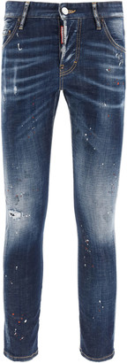 DSQUARED2 Sexy Twist Fit Jeans