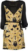 Versace Baroque Printed Dress