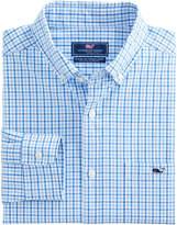 Vineyard Vines Clark Cove Check Classic Tucker Shirt