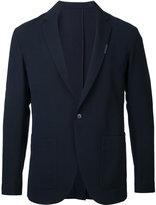 Factotum single breasted jacket - men - Polyester/Polyurethane/Wool - 44