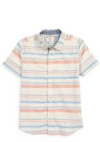 Quiksilver Boy's Aventail Woven Shirt
