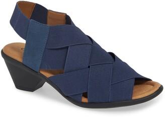Comfortiva Farrow Woven Slingback Sandal