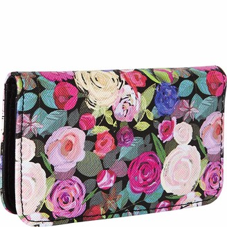 Buxton Women's Card Case Wallet