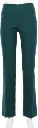 Apt. 9 Women's Tummy Control Millennium Pull-On Bootcut Dress Pants