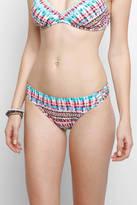 Hobie Do or Tie Dye Strappy Hipster Bikini Bottoms