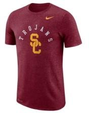 Nike Usc Trojans Men's Marled T-Shirt