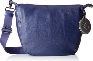 Mandarina Duck Women's Mellow Leather Tracolla Shoulder Bag