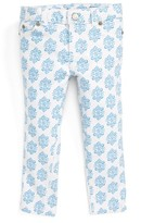 Vineyard Vines Toddler Girl's Printed Jeans
