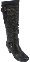 Rialto Women's Coralynn Wide Calf Slouch Boot