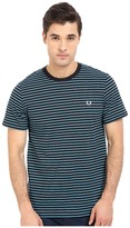Fred Perry Double Stripe T-Shirt
