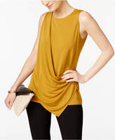Alfani Draped Top, Created for Macy's