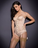 Agent Provocateur Mercy Corset Flesh