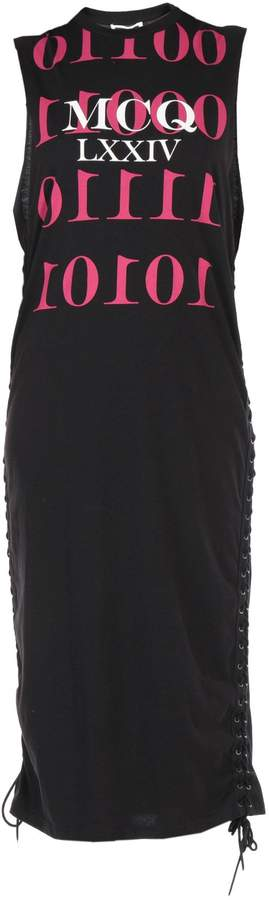 Alexander McQueen McQ 3/4 length dresses