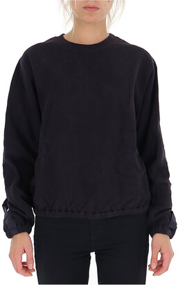 Helmut Lang Buckle Cuff Sweater