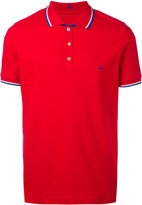 Fay classic polo shirt - men - Cotton/Spandex/Elastane - S