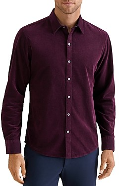 Zachary Prell Akiti Regular Fit Shirt