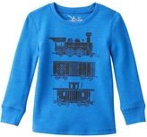 Toddler Boy Jumping Beans® Graphic Long Sleeve Thermal Tee