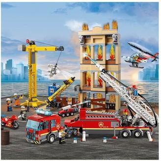 Lego City 60216Downtown Fire Brigade