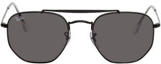 Ray-Ban Black Marshal Sunglasses