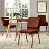 Church's Laduke Chair Symple Stuff Seat Finish: Brown