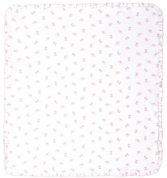 Kissy Kissy Ballerina Blanket