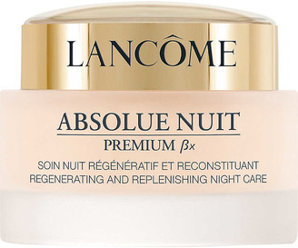 Lancôme Absolue Premium x Night Care Advanced Radiance Regenerating and Replenishing night cream