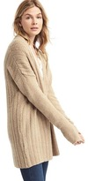Gap Bouclé shawl cardigan