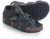 Rugged Bear Multi-Strap Casual Sandals - Vegan Leather (For Toddler Boys)