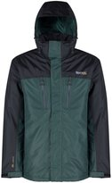 Regatta Great Outdoors Mens Fabens Hooded Waterproof Jacket (M)