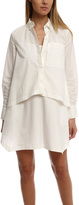 Derek Lam 10 Crosby Layered Shirt Dress