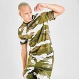Nike Men's Sportswear Camo Allover Print T-Shirt