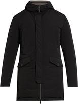 Herno Reversible down-padded jacket