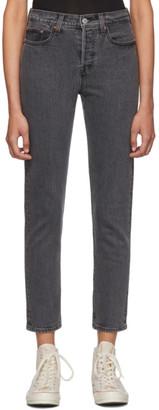 Levi's Levis Black Wedgie Fit Jeans