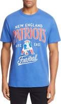 Junk Food Clothing Patriots Kickoff Crewneck Short Sleeve Tee