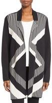 Nic+Zoe Women's Frontline Cotton Sweater Jacket