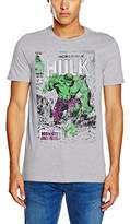 Marvel Men's Hulk Unleashed Lrg T-Shirts