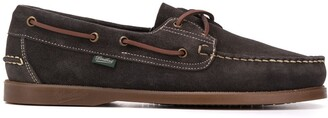 Paraboot Rope Detail Loafers