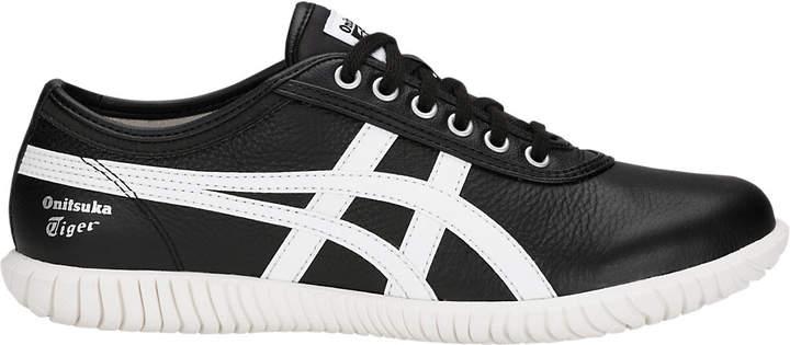 sports shoes cd5e7 9162e Onitsuka Tiger by Asics Black Shoes For Women - ShopStyle UK