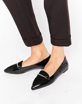 Asos LIVIA Pointed Loafers