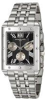 Raymond Weil Men's 4881-ST-00209 Tango Black Chronograph Dial Watch