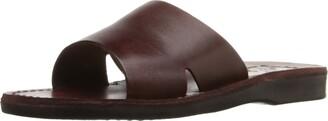 Jerusalem Sandals Women's Bashan Rubber Slide Sandal