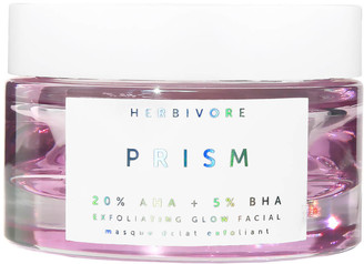 Herbivore Botanicals Herbivore Prism 20% AHA and 5% BHA Exfoliating Glow Facial 50ml