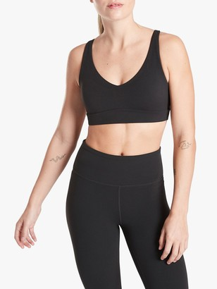 Athleta Solace Powervita A-C Cup Sports Bra