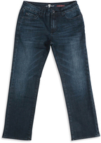 7 For All Mankind Dark Blue Standard Jeans - Boys