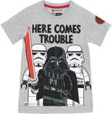 Lego Star Wars Boys Star Wars Darth Vader T-Shirt