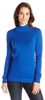 Calvin Klein Women's Essential Mock Neck Sweater